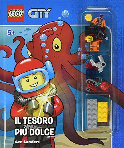Aa.Vv. Avventure sottomarine. Lego City. Ediz.