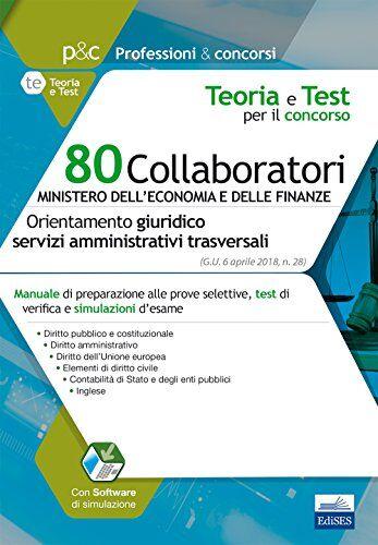AA. VV. 80 Collaboratori MEF (Orientamento