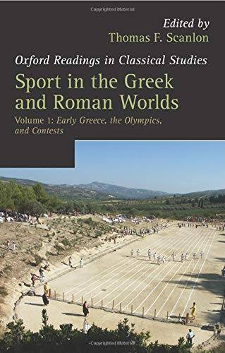 Sport in the Greek and Roman Worlds: Early