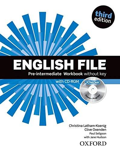 Oxford University Press English File third