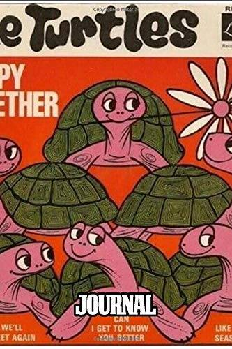Music Funny Guy Journal: The Turtles American