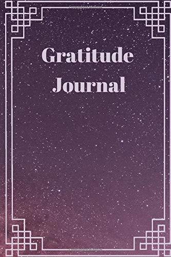 self-help book Gratitude Journal: Gratitude