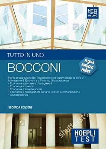 Aa.Vv. Bocconi. Tutto in uno. Per la
