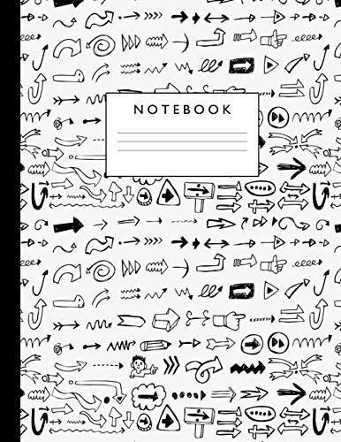Pixel Design Co. Notebook: Cute Lined Journal