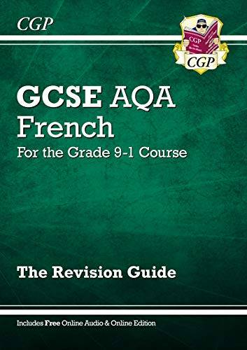 CGP Books GCSE French AQA Revision Guide - for