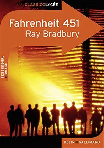 Ray Bradbury Classico Fahrenheit 451