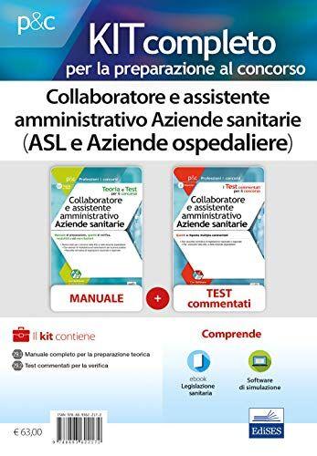AA. VV. Kit per il concorso di Collaboratore e