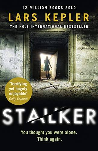 Lars Kepler Stalker (Joona Linna, Book 5)