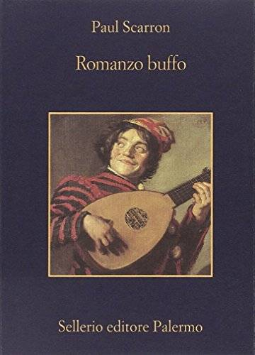 Paul Scarron Romanzo buffo ISBN:9788838920714