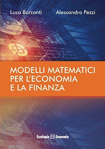 Luca Barzanti Modelli matematici per