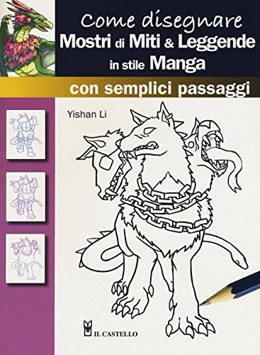 Li Yashan Come disegnare mostri di miti &