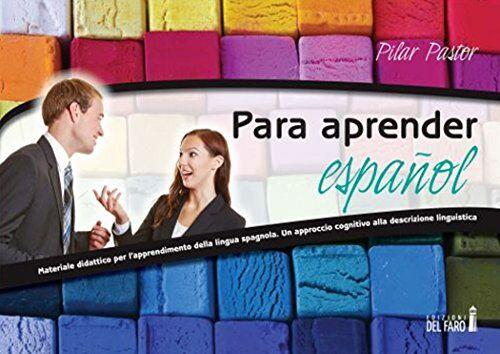 Pilar Pastor Para aprender español. Materiale