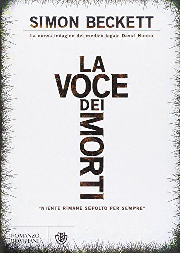 Beckett Simon La voce dei morti ISBN:9788845201127