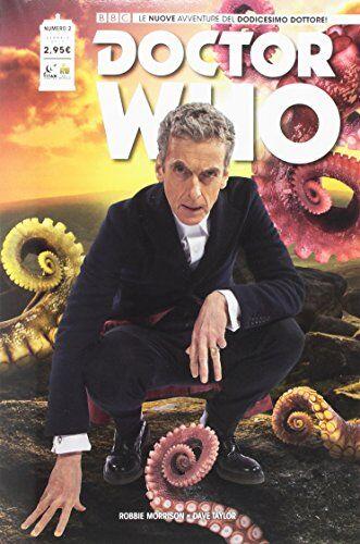 Robbie Morrison Doctor Who. Le nuove avventure