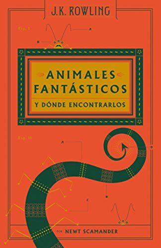 J. K. Rowling Animales Fantasticos Y Donde