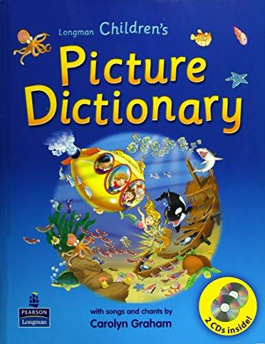 Aa. Vv. Longman children's picture dictionary