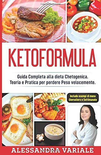 Alessandra Variale KETOFORMULA: Guida Completa