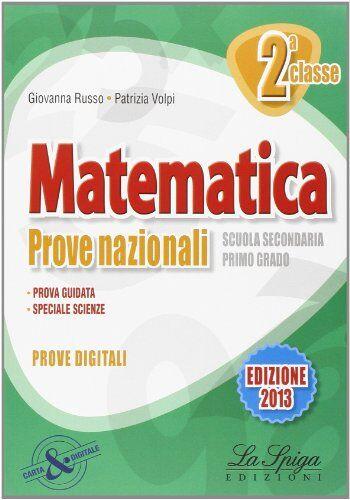 Giovanna Russo Matematica. Prove nazionali.
