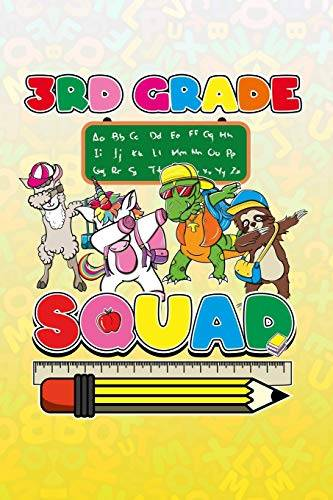 K.S Back To School Co 3rd Grade Squad: Cute
