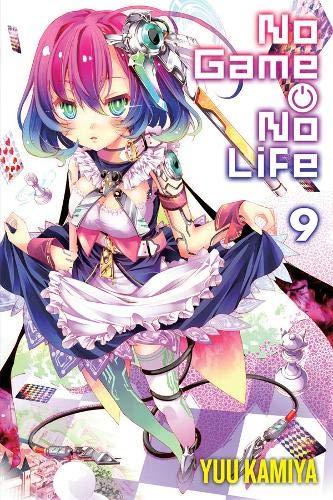 Yuu Kamiya No Game No Life 9 ISBN:9780316471343