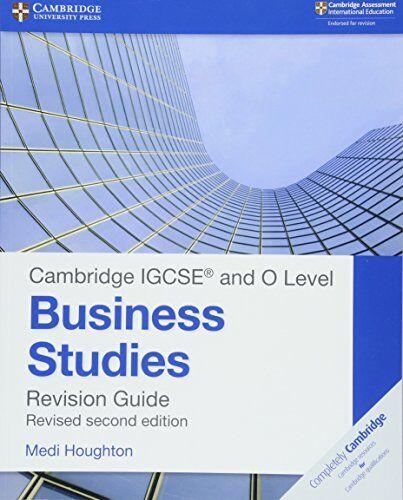 Houghton Medi Cambridge IGCSE ® and O Level