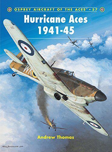 Andrew Thomas Hurricane Aces 1941-45