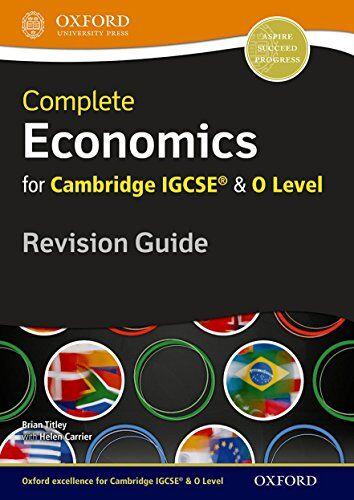Aa. Vv. Complete economics for Cambridge