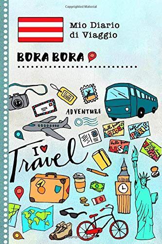 Stylesyndikat Bora Bora Libri di Viaggio Bora