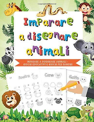 Crinanca Print Imparare a disegnare animali: