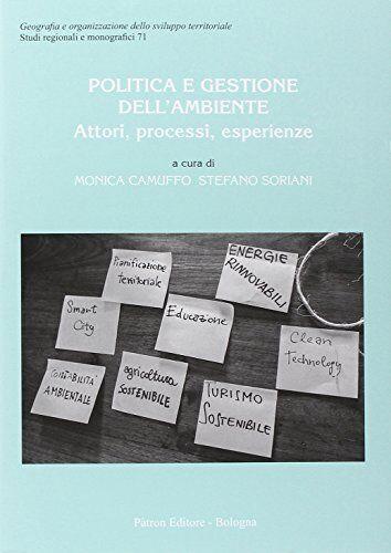 Monica Camuffo Politica e gestione
