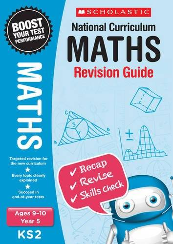 Paul Hollin Maths Revision Guide - Year 5