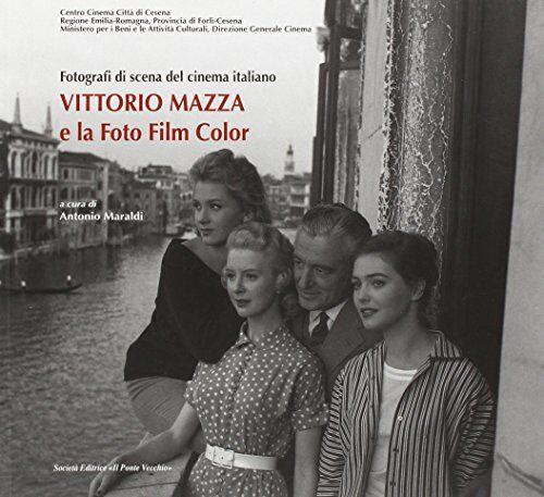 Fotografi di scena del cinema italiano.