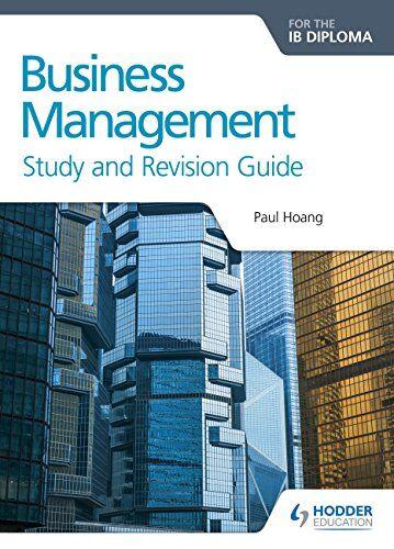 Paul Hoang Business Management Study &