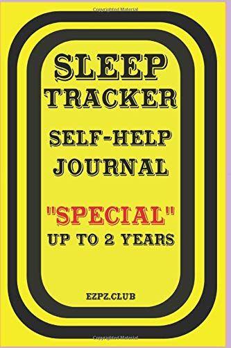 ezpz . club SLEEP TRACKER SELF-HELP JOURNAL
