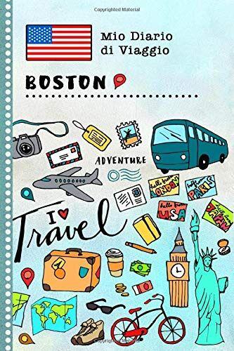 Stylesyndikat Boston Libri di Viaggio Boston