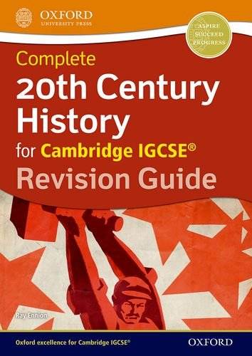 Aa. Vv. 20th century history for Cambridge