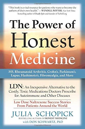 Julia Schopick The Power of Honest Medicine: