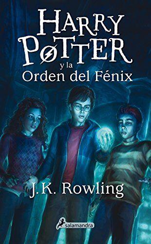 J. K. Rowling Harry Potter y la orden del