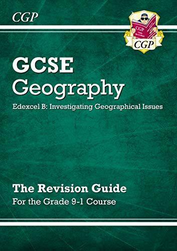 CGP Books Grade 9-1 GCSE Geography Edexcel B: