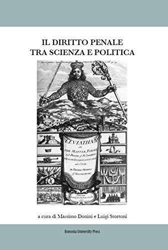 Il diritto penale tra scienza e politica. Atti