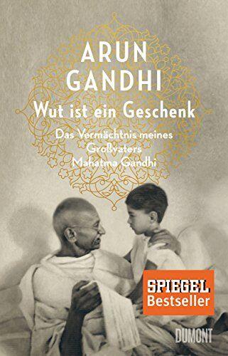 Arun Gandhi Wut ist ein Geschenk: Das