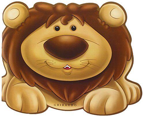 Gribaudo Il mio amico leone. Con adesivi.