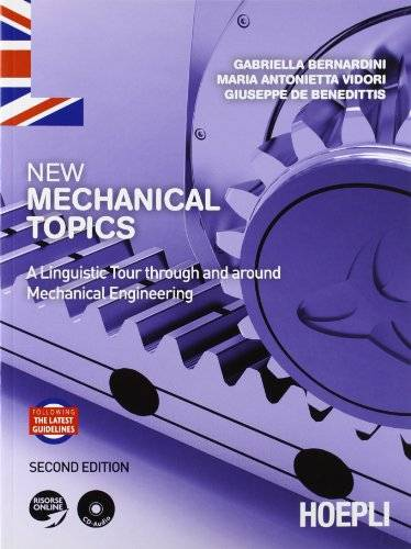 Gabriella Bernardini New Mechanical Topics. A