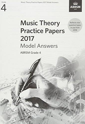 Music Theory Practice Papers 2017 Model