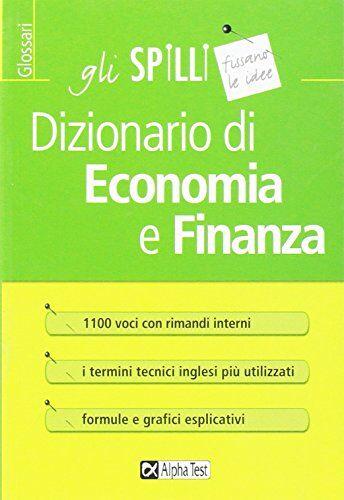 Carlo Tabacchi Dizionario di economia e
