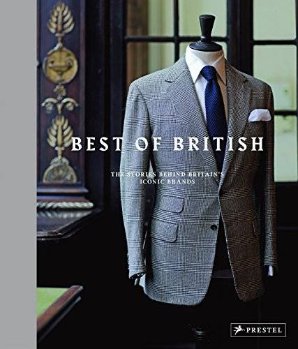 Simon Crompton Best of British: The Stories
