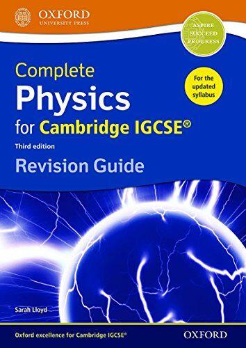 Aa. Vv. Complete Physics for Cambridge IGCSE