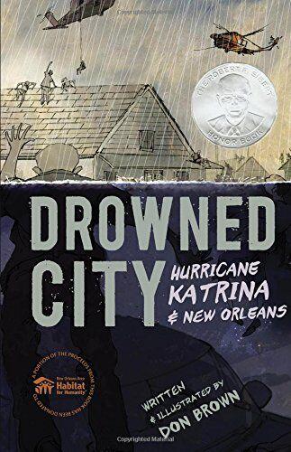 Don Brown Drowned City: Hurricane Katrina &