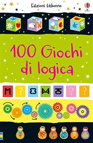 Simon Tudhope 100 giochi di logica. Piccoli