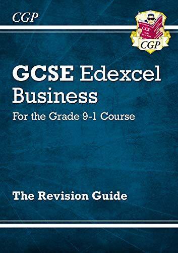 CGP Books New GCSE Business Edexcel Revision